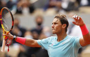 Rafael Nadal al Roland Garros 2020