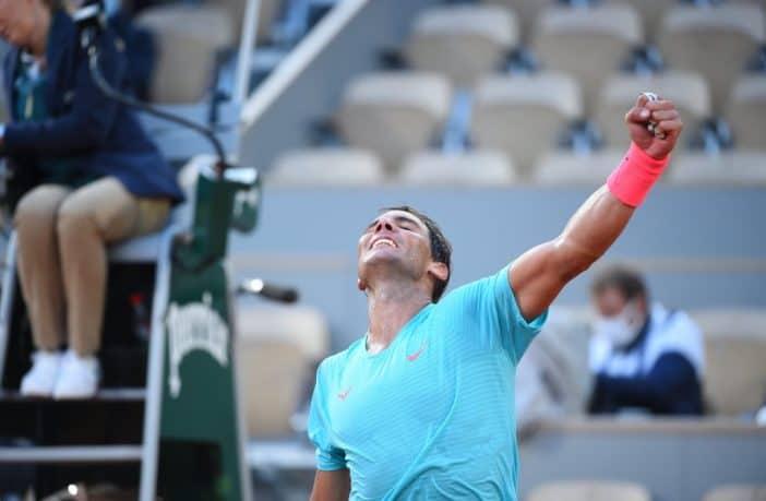 Rafael Nadal vince il Roland Garros per la tredicesima volta in carriera