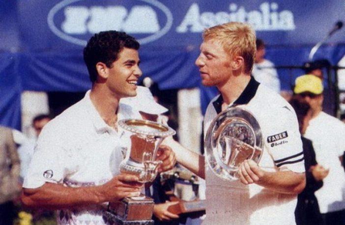 La finale di Roma 1994, quando Sampras massacrò Becker