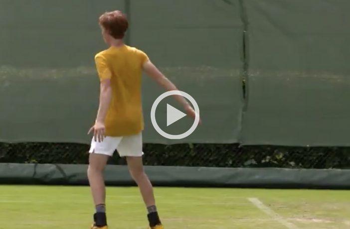 I tennisti e il calcio, una compilation da non perdere