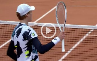 Roland Garros, Sinner batte Zverev: tutti i video