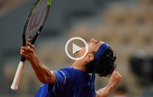 Sonego annichilisce Djokovic a Vienna (Video)