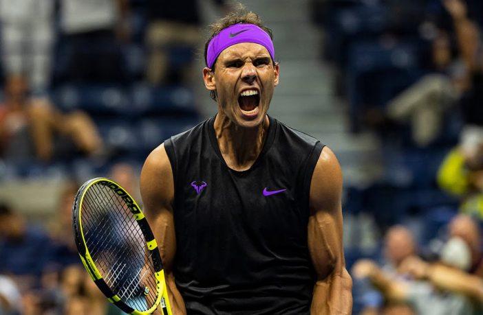 Rafael Nadal nega di intimidire gli avversari negli spogliatoi