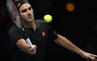 Roger Federer è l'unico nel club dei 1000