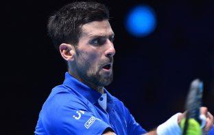 Atp Finals, Djokovic schianta Schwartzman all'esordio