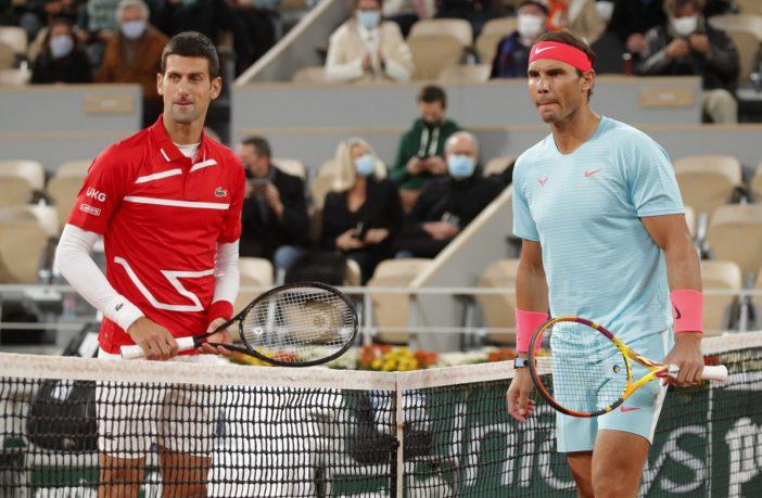 Sui giudici di linea Nadal contraddice Djokovic