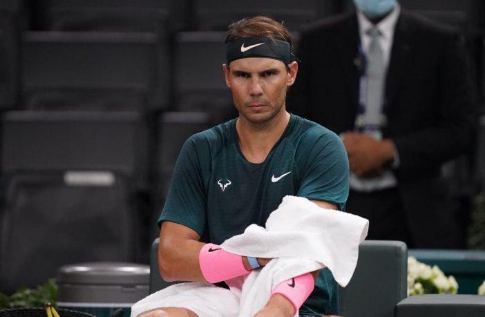 Parigi Bercy resta un tabù, Nadal eliminato da Zverev