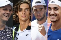 Ranking Atp, 10 italiani in top-100 2020
