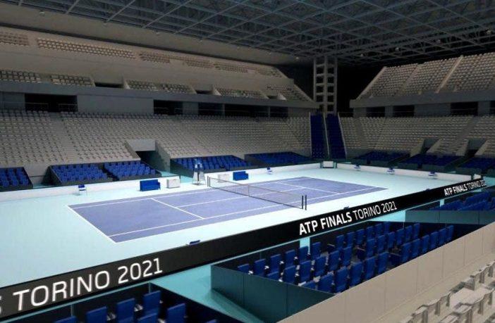 Il villaggio del tennis a Torino, ecco come sarà
