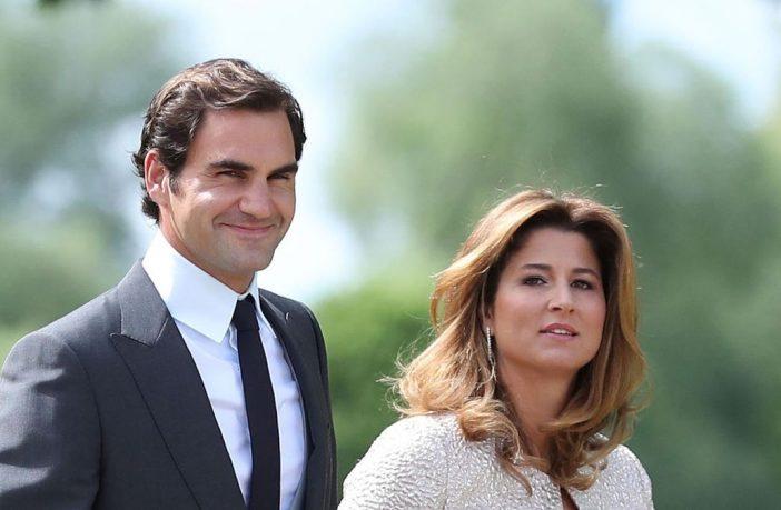 """""""Non sei il nostro coach"""" la simpatica risposta dei figli a papà Federer"""