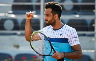 Caruso racconta i suoi incredibili tre giorni con Federer