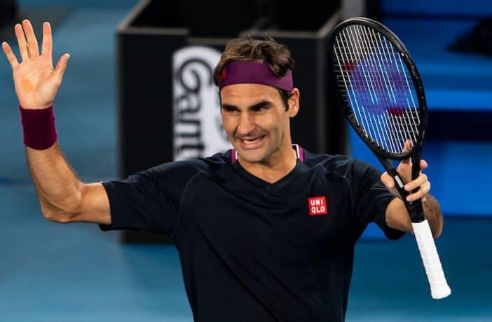 Quante volte Federer ha saltato una prova dello slam?