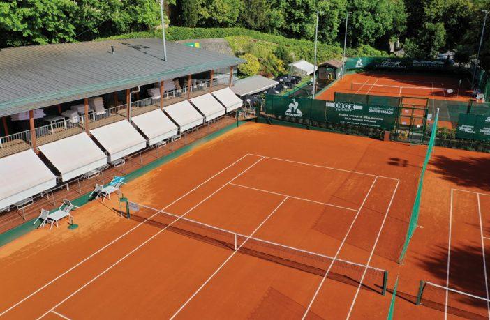 Il tennis in Italia si ferma, consentiti solo tornei con montepremi