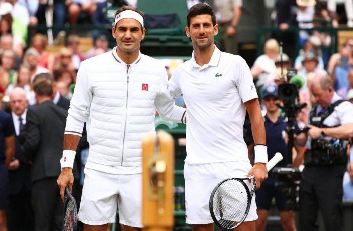 La grande rivalità tra Federer e Djokovic