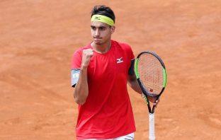 Sonego è il nuovo testimonial del Torino Tennis Talents