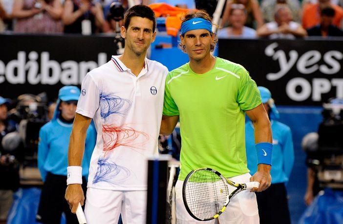 Nadal e Djokovic, le stagioni da record