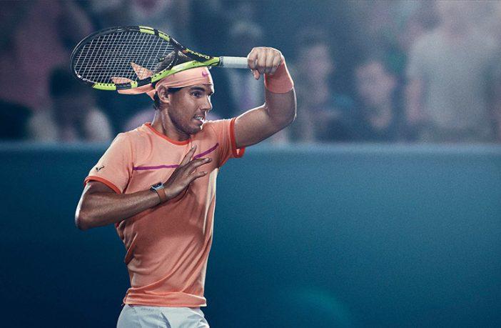 Nadal supera Djokovic e Federer in risposta e al servizio