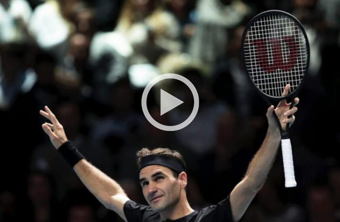 Lo splendido video dedicato a Roger Federer