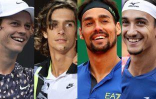 Migliore partita di un tennista italiano nel 2020