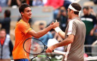 Sonego testa di serie in Australia solo con il forfait di Federer
