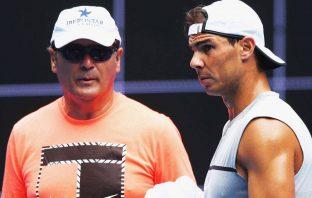 Perché Nadal ha scelto il tennis