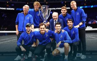 Alla scoperta di Team8, l'agenzia di management di Federer