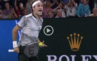 La vittoria di Federer agli Australian Open 2017