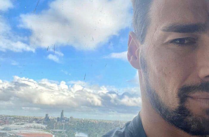 Fognini non era sul volo per l'Australia con i casi di positività