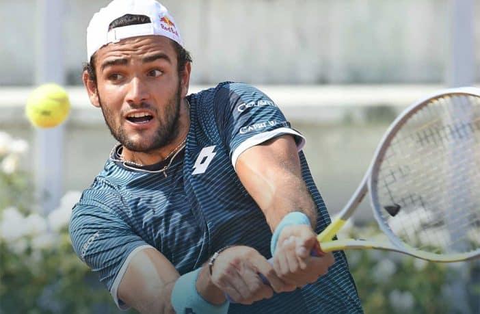 Australian Open, Berrettini costretto al ritiro