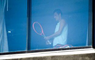 Tennis Australia, la quarantena per ora è un disastro