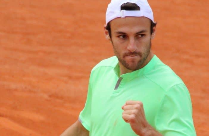 Stefano Travaglia ai quarti ad Antalya
