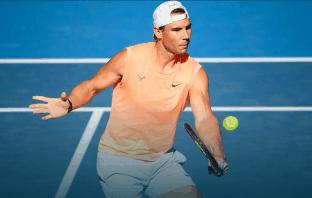 Australian Open a rischio per Nadal?