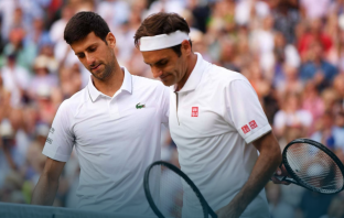Il ritorno di Federer, una delle più grandi sfide mai viste