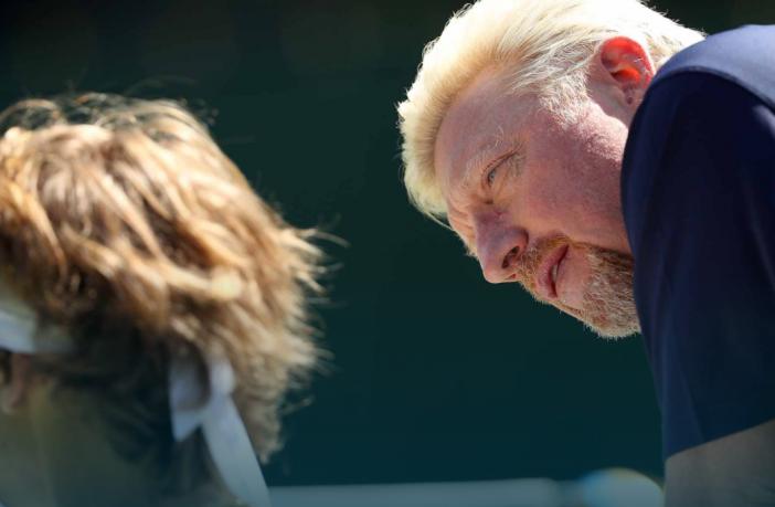 """Becker su Nadal: """"La sconfitta con Tsitsipas potrebbe avere ripercussioni anche al Roland Garros"""""""