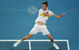 Daniil Medvedev in finale agli Australian Open