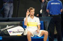 Nuovo best ranking per Daniil Medvedev