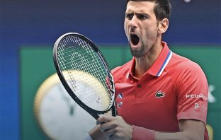 Atp Cup 2021, buona la prima per Djokovic