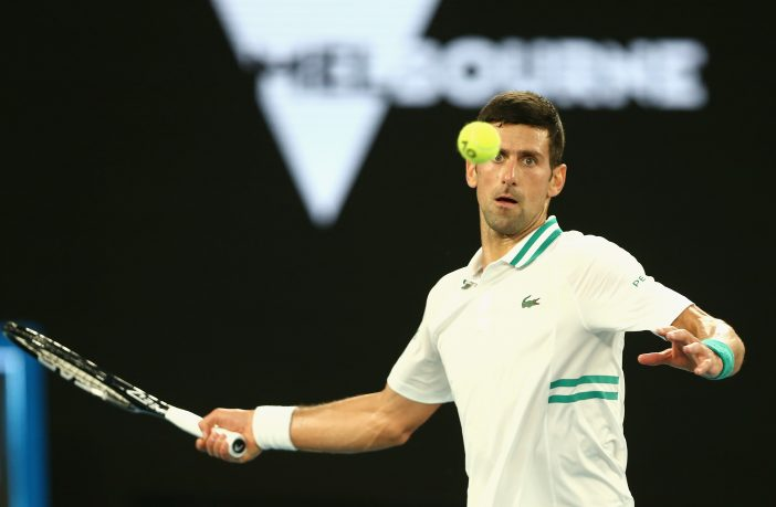 Djokovic batte Medvedev e vince gli Australian Open 2021