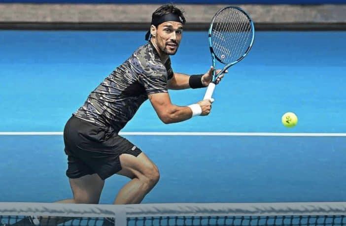 Fognini supera Caruso e si qualifica per il terzo turno agli Australian Open