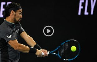 Fognini batte De Minaur e vola agli ottavi degli Australian Open