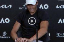 Australian Open, Nadal colpito dai crampi lascia la conferenza stampa