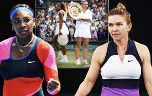 Simona Halep parla del possibile ritiro di Serena Williams