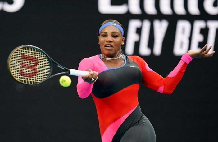 Serena Williams in semifinale agli Auastralian Open 2021