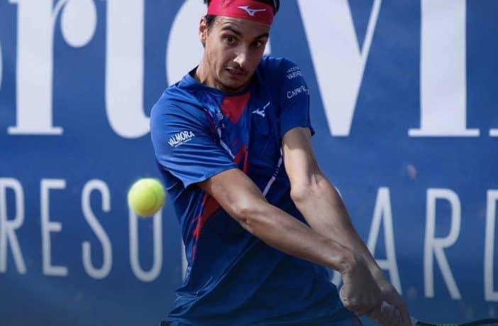 Sonego passa il primo turno degli Australian Open 2021