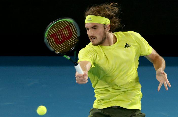 Stefanos Tsitsipas contro Rafael Nadal agli Australian Open