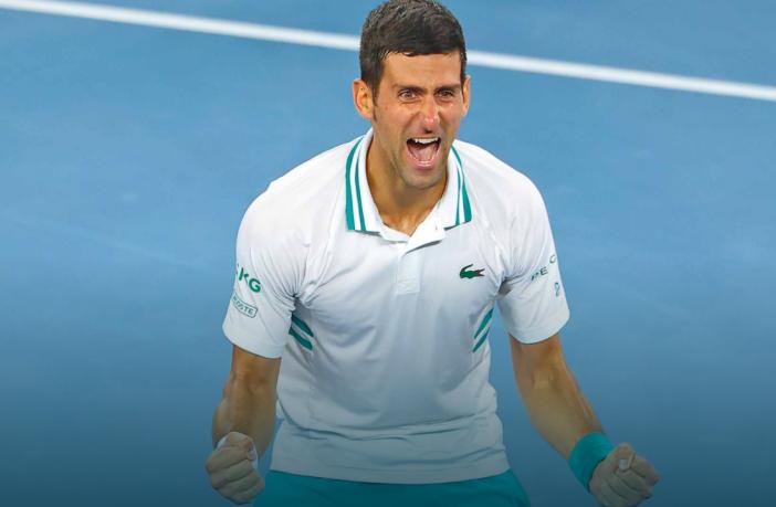 I prossimi impegni di Djokovic
