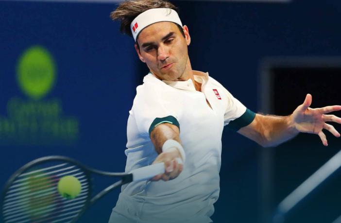 "Federer: ""Ho deciso di ritirarmi da Dubai"""