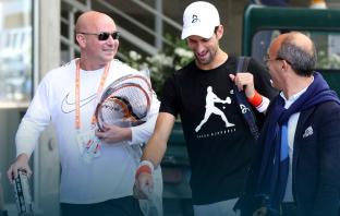 "Agassi su Djokovic: ""Non stavo aiutando Novak"""