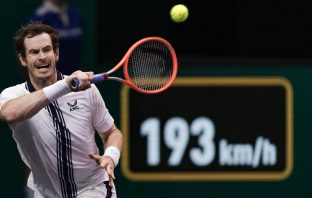Andy Murray vince al debutto a Rotterdam