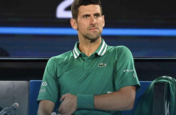 Come Djokovic ha superato l'infortunio
